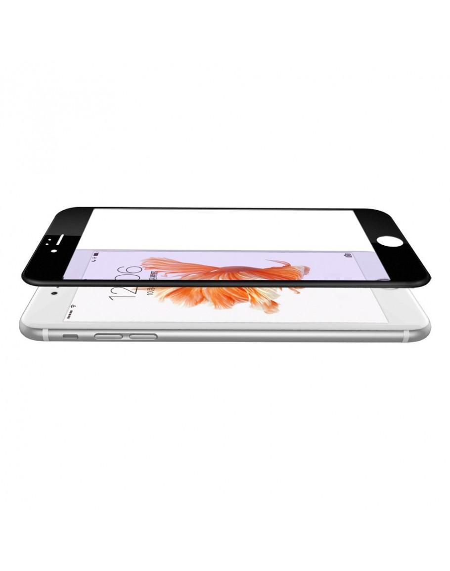 b4ad4af3cee Sticla securizata protectie ecran BASEUS pentru iPhone 6 Plus / 6S Plus 5.5  inch, neagra